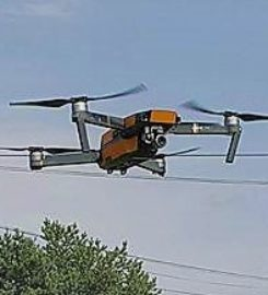 Assistance Drones Diagnostic